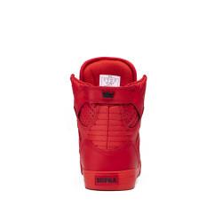 Pánske červené tenisky Supra Skytop Farba: Červená, #2