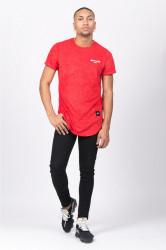 Pánske červené tričko Sixth June Towel Logo #1