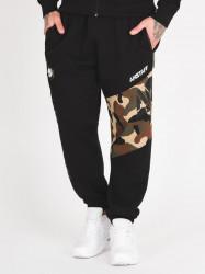 Pánske čierne tepláky Amstaff Cenzo Sweatpants Farba: Čierna,