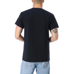Pánske čierne tričko Thrasher INTRO BURNER #2