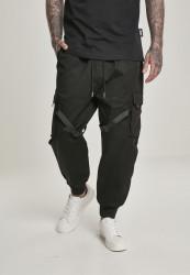 Pánske kapsáčové nohavice Urban Classics Tactical Trouser black