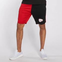 Pánske kraťasy Dangerous DNGRS / Short LosMuertos in red Size: 3XL