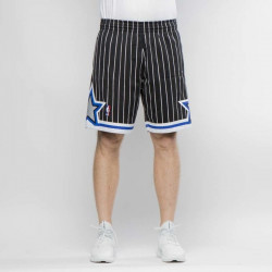Pánske kraťasy Mitchell & Ness shorts Orlando Magic black Swingman Shorts
