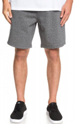 Pánske kraťasy Quiksilver Everyday Trackshort dark gray heather