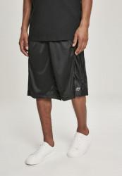 Pánske kraťasy SOUTHPOLE Basketball Mesh Shorts Farba: black/black,