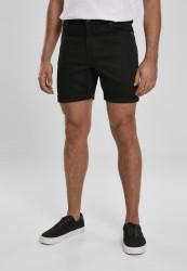 Pánske kraťasy Urban Classics 5 Pockets Slim Fit Denim Shorts black