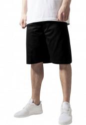 Pánske kraťasy URBAN CLASSICS Bball Mesh Shorts black