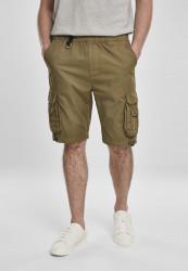 Pánske kraťasy Urban Classics Double Pocket Cargo Shorts summerolive