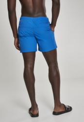Pánske kúpacie kraťase Urban Classics Block Swim Shorts cobalt blue #2