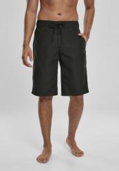 Pánske kúpacie kraťase Urban Classics Board Shorts black