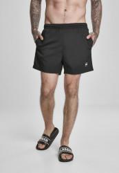 Pánske kúpacie kraťase Urban Classics New Swimshorts black