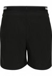 Pánske kúpacie kraťase Urban Classics Two in One Swim Shorts blk/blk/wht #6
