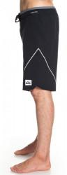 Pánske kúpacie kraťasy  Quiksilver Highline New Wave black #1