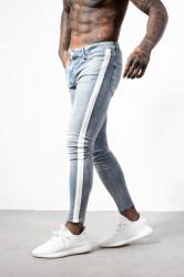 Pánske modré rifle ALIVE DENIM Track Jeans