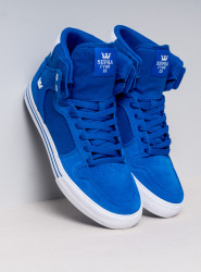 Pánske modré tenisky Supra Vaider