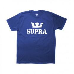 Pánske modré tričko Supra Above Regular