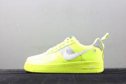 Pánske nízke tenisky Nike Air Force 1 07 LV8 Utility Volt White