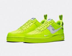 Pánske nízke tenisky Nike Air Force 1 07 LV8 Utility Volt White #1