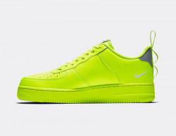 Pánske nízke tenisky Nike Air Force 1 07 LV8 Utility Volt White #2