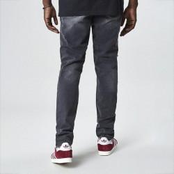 Pánske nohavice Cayler & Sons Pants All Day Flanneled Denim vintage black - W 32 L 32 #1