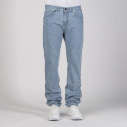 Pánske nohavice Mass Denim Signature Jeans Tapered Fit light blue - W Size: W 38