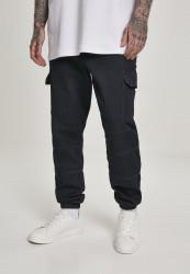 Pánske nohavice Urban Classics Cargo Jogging Jeans rinsed wash
