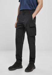 Pánske nohavice URBAN CLASSICS Commuter Pants black