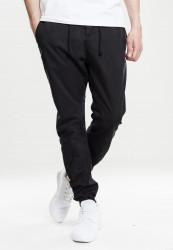 Pánske nohavice URBAN CLASSICS Stretch Jogging Pants čierne