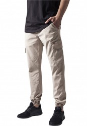ad2c812a5532 Pánske nohavice URBAN CLASSICS Washed Cargo Twill Jogging