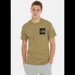 Pánske olivové tričko THE NORTH FACE