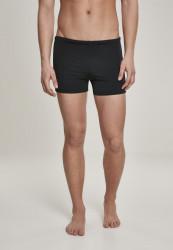Pánske plavky URBAN CLASSICS Basic Swim Trunk čierne