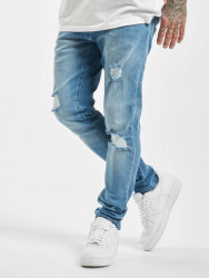 Pánske rifle 2Y / Slim Fit Jeans Cam in blue Size: 36