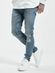 Pánske rifle 2Y / Slim Fit Jeans Gunesh in blue Size: 36