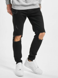Pánske rifle 2Y / Slim Fit Jeans Jona in black Size: 36