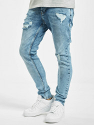 Pánske rifle 2Y / Slim Fit Jeans Umay in blue Size: 36