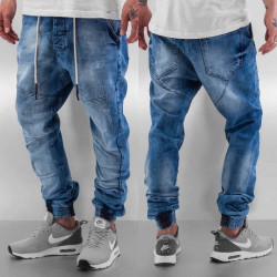 Pánske rifle Just Rhyse Eritrea Antifit Jeans Light Blue Size: 30