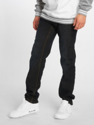 Pánske rifle Rocawear / Straight Fit Jeans Relax Fit in blue Size: W 46