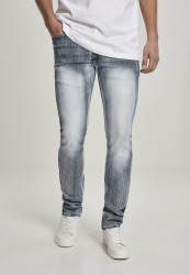 Pánske rifle SOUTHPOLE Stretch Basic Denim Skinny Fit Farba: md.sand blue,