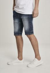 Pánske riflové kraťasy SOUTHPOLE Biker Denim Shorts Farba: bk.sand,