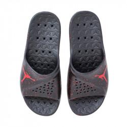 Pánske šľapky Air Jordan Super Fly Team Slide Black Red