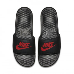 Pánské šlapky Nike Benassi Just Do It Black