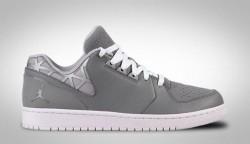 Pánske tenisky Air Jordan 1 Flight 3 Low Grey