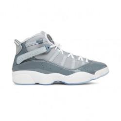 Pánske tenisky Air Jordan 6 Rings Grey/White/Wolf Grey
