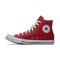 Pánske tenisky Converse Chuck Taylor All Star Canvas High Top M9621C Red