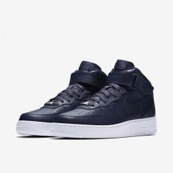 Pánske tenisky Nike Air Force 1 Mid `07 Obsidian White