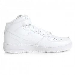 Pánske tenisky Nike Air Force 1 Mid `07 White #3