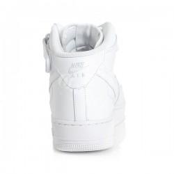 Pánske tenisky Nike Air Force 1 Mid `07 White #4