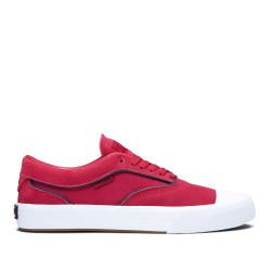 Pánske tenisky Supra HAMMER VTG red/white Farba: Biela,Ružová,