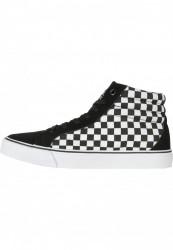 Pánske tenisky Urban Classics Printed High Canvas Sneaker #2