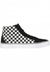 Pánske tenisky Urban Classics Printed High Canvas Sneaker #4